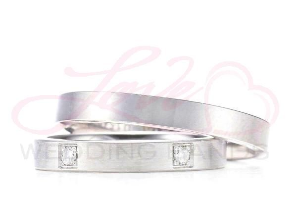 Wedding bands.... Pretty!!! and simple!