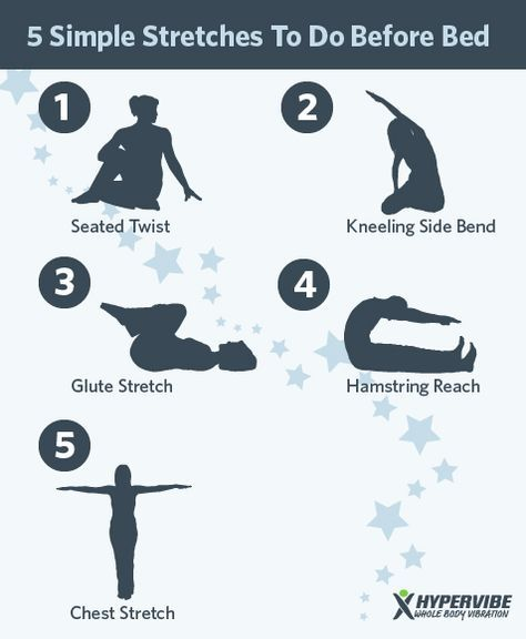 Superb Stretching Before You Go To Bed Is Good For You. Check Out These Simple  Stretche.