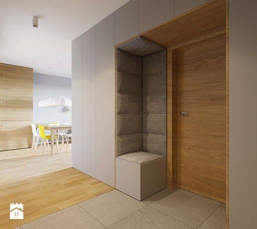 aran acje wn trz hol przedpok j hol przedpok j styl nowoczesny 081architekci. Black Bedroom Furniture Sets. Home Design Ideas