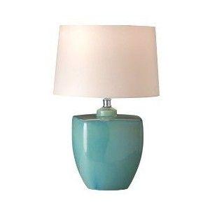 Pretty Blue Lamp! Target $60