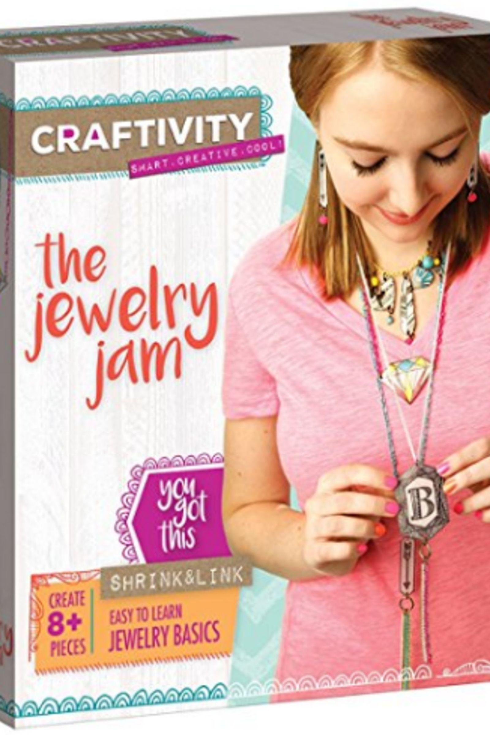 Craftivity Jewelry Project Kit Gift Ideas Under 25 Tween Girls