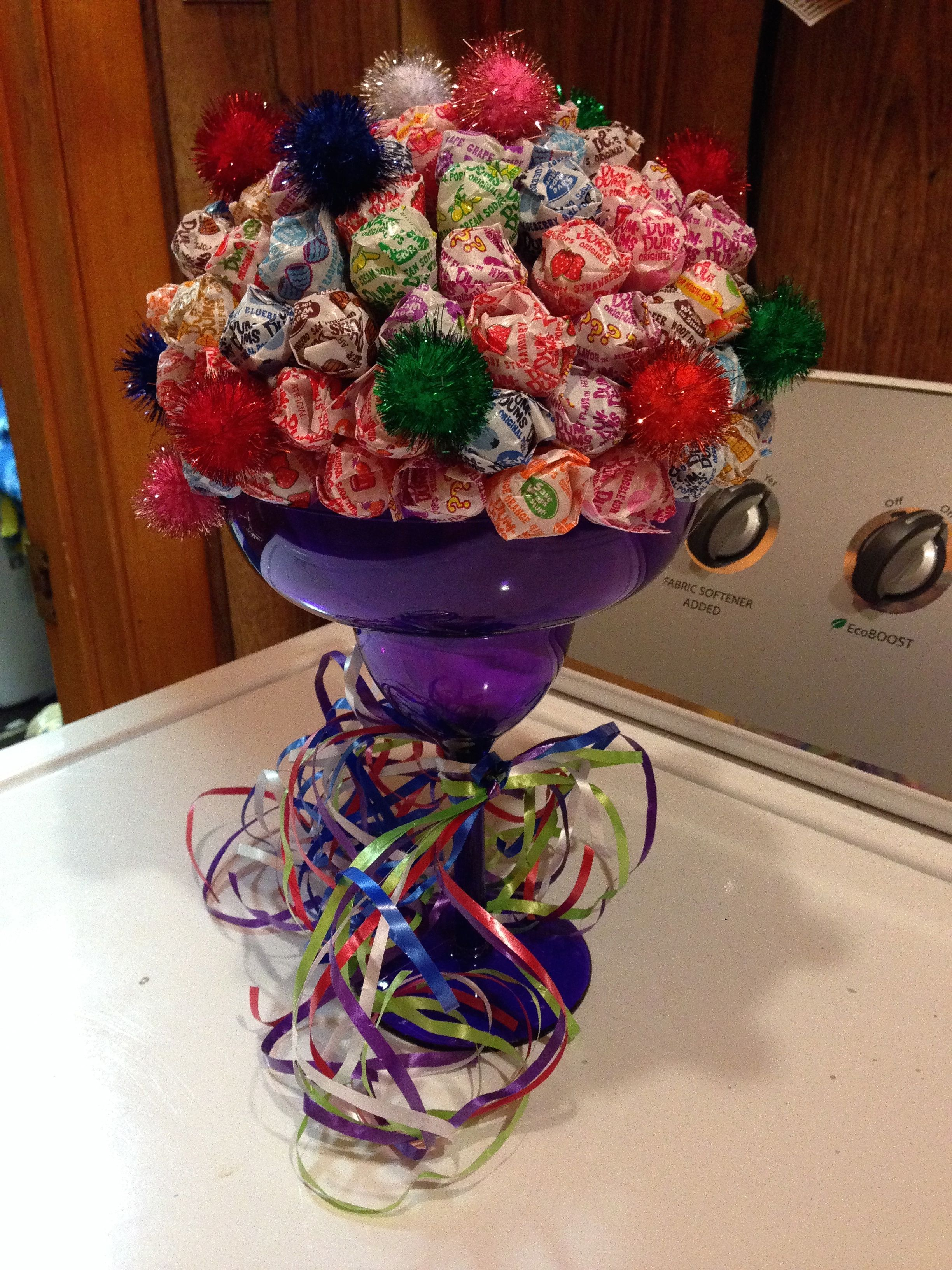 Dum dum margarita candy bouquet by keris kreations keris candy bouquet izmirmasajfo Choice Image