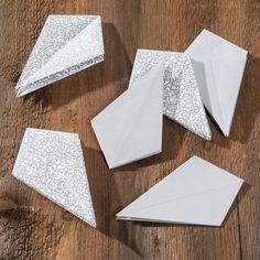 Asteri Stern Weihnachten Pinterest Christmas Deco Origami Und