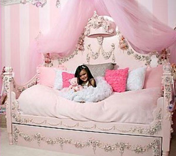 dcoration dune chambre de petite princesse archzinefr - Chambre De Princesse Pour Petite Fille