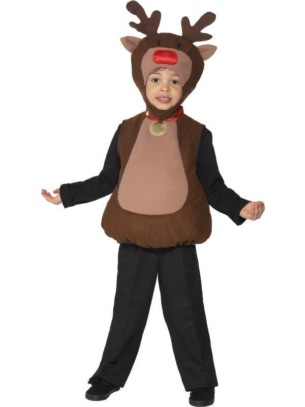 Disfraz De Reno Infantil Navidad Disponible En Httpwwwvegaooes - Disfraz-reno