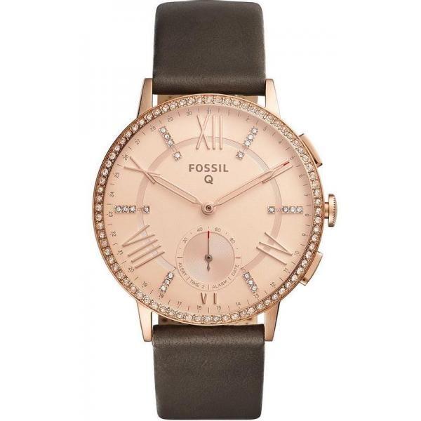 Orologio Smartwatch Fossil Q Donna Gazer FTW1116 Hybrid Smartwatch... in  vendita online su 2be2124ebb