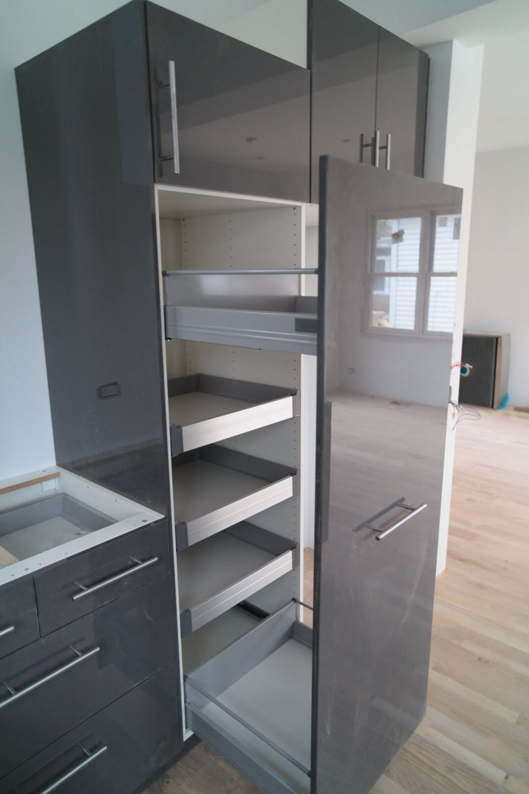 Ikea Pull Out Pantry In Your Kitchen