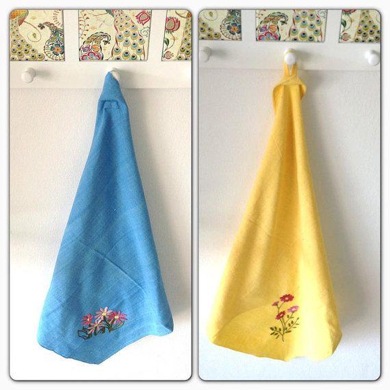 Hand Woven Cotton Kitchen Towel 4 pcs./ pack by Mizzapa on Etsy, $19.99   kjøkkenhandkle som ikkje e syntetiske... det hadde vore luksus det...