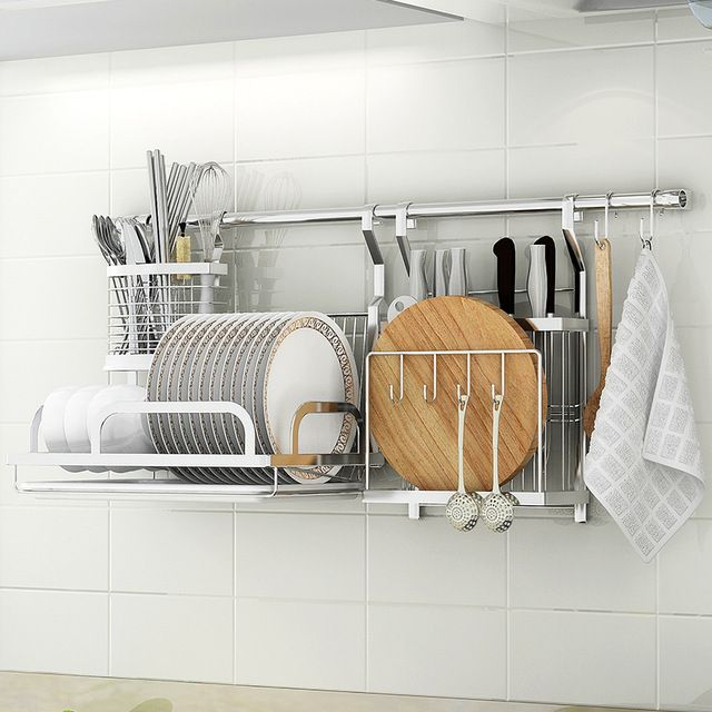 Source Xm 447b Drying Rack Dish Drainer Wall On M Alibaba