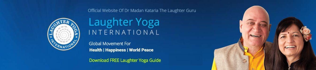 Laughter Yoga International For Health Happiness And World Peace Laughter Yoga Yoga International Yoga Guide