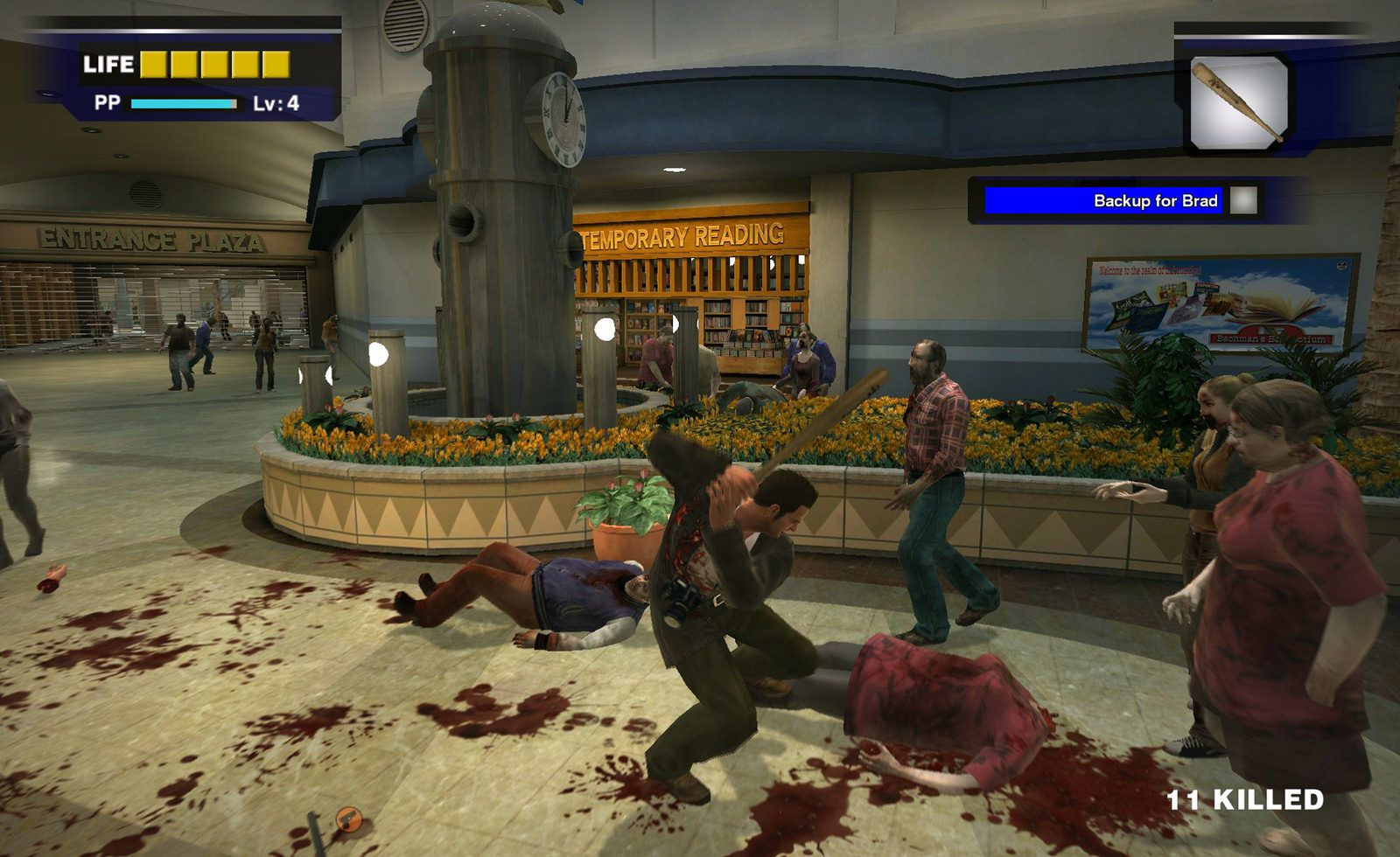 Dead Rising 1, 2, and Off The Record are coming to PS4