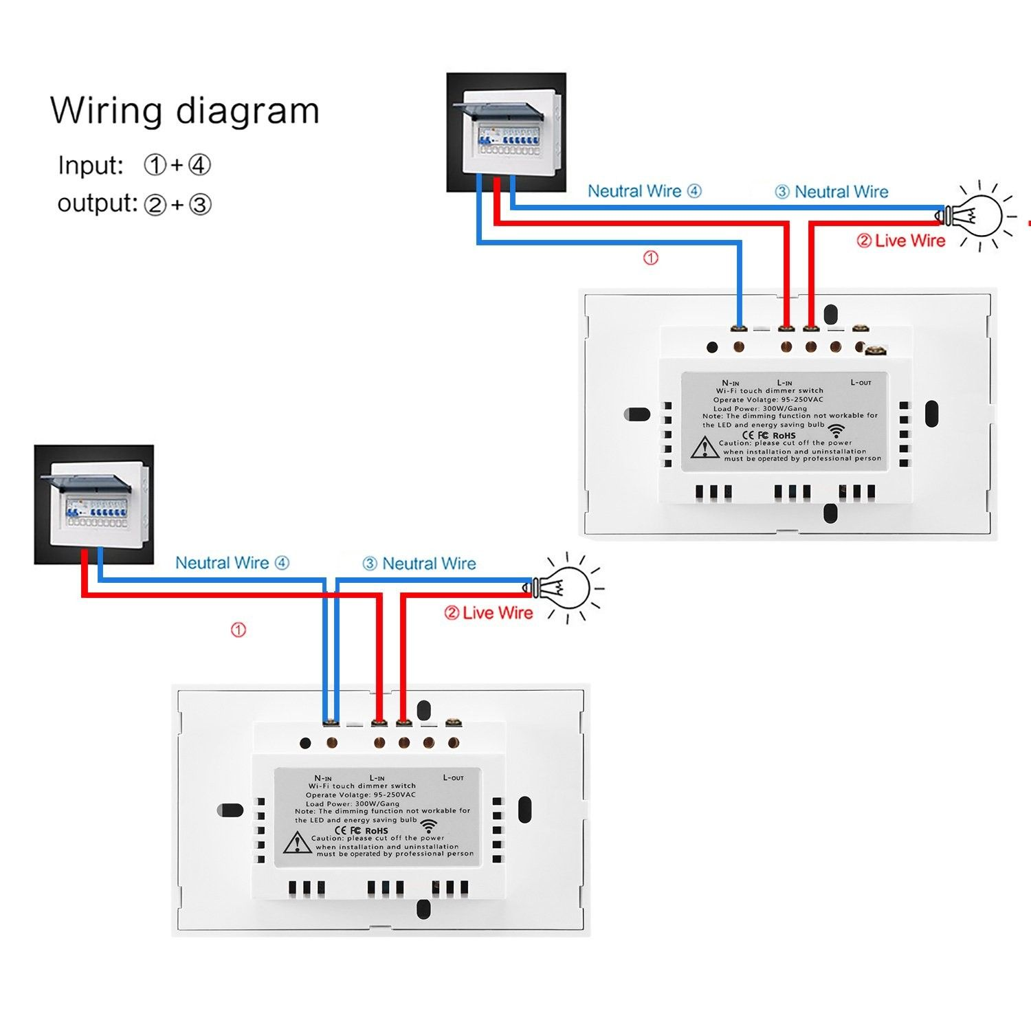 [DIAGRAM_38ZD]  Unique Wiring Diagram for A Leviton Dimmer Switch #diagram #diagramtemplate  #diagramsample | Led Switch 250vac Wiring Diagram |  | Pinterest