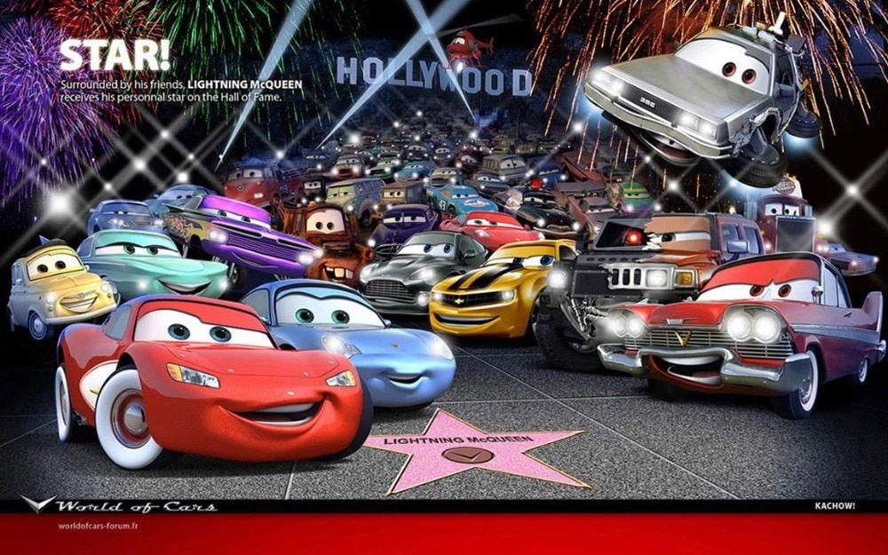Disney Pixar Cars 39 estilos Lightning McQueen Mater Sally