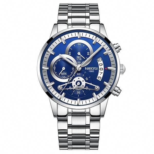 NIBOSI Men's Luxury Sports Watches #sportswatches