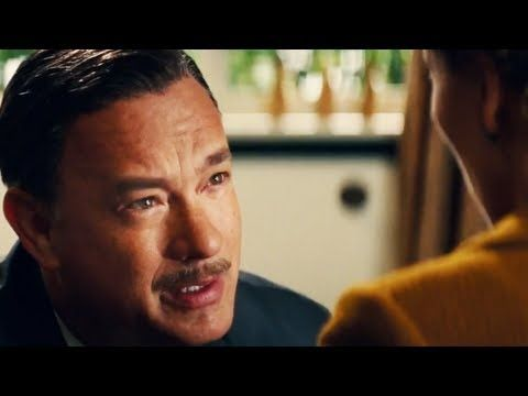 Saving Mr Banks Trailer Tv Spot Tom Hanks Movies Saving Mr Banks