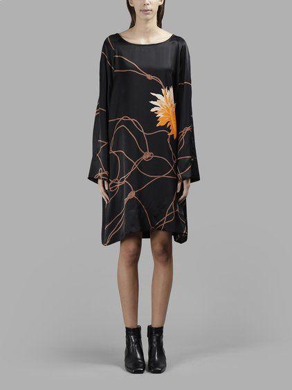 DRIES VAN NOTEN Dress Look 52. #driesvannoten #cloth #dresses