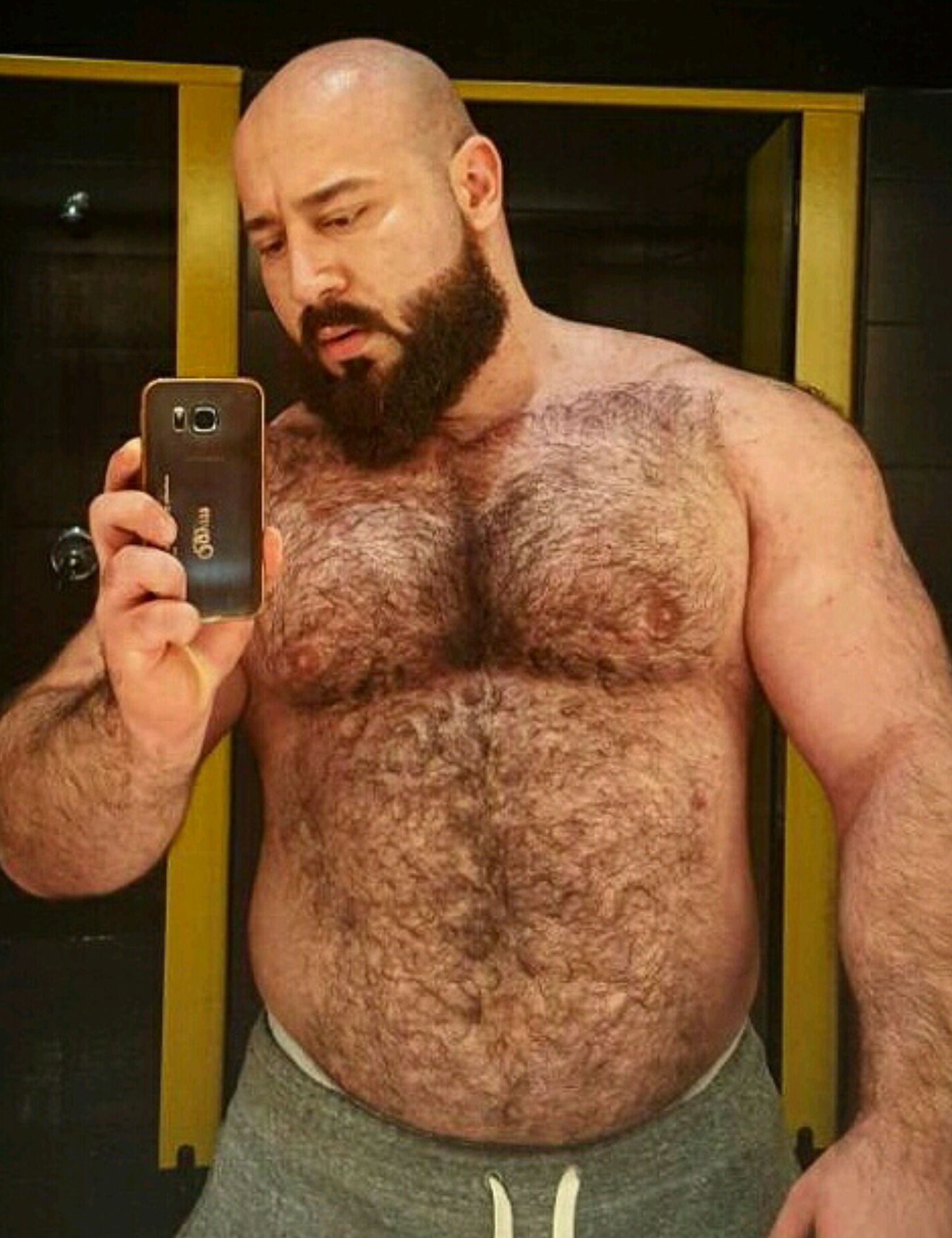 Polo shirt porn