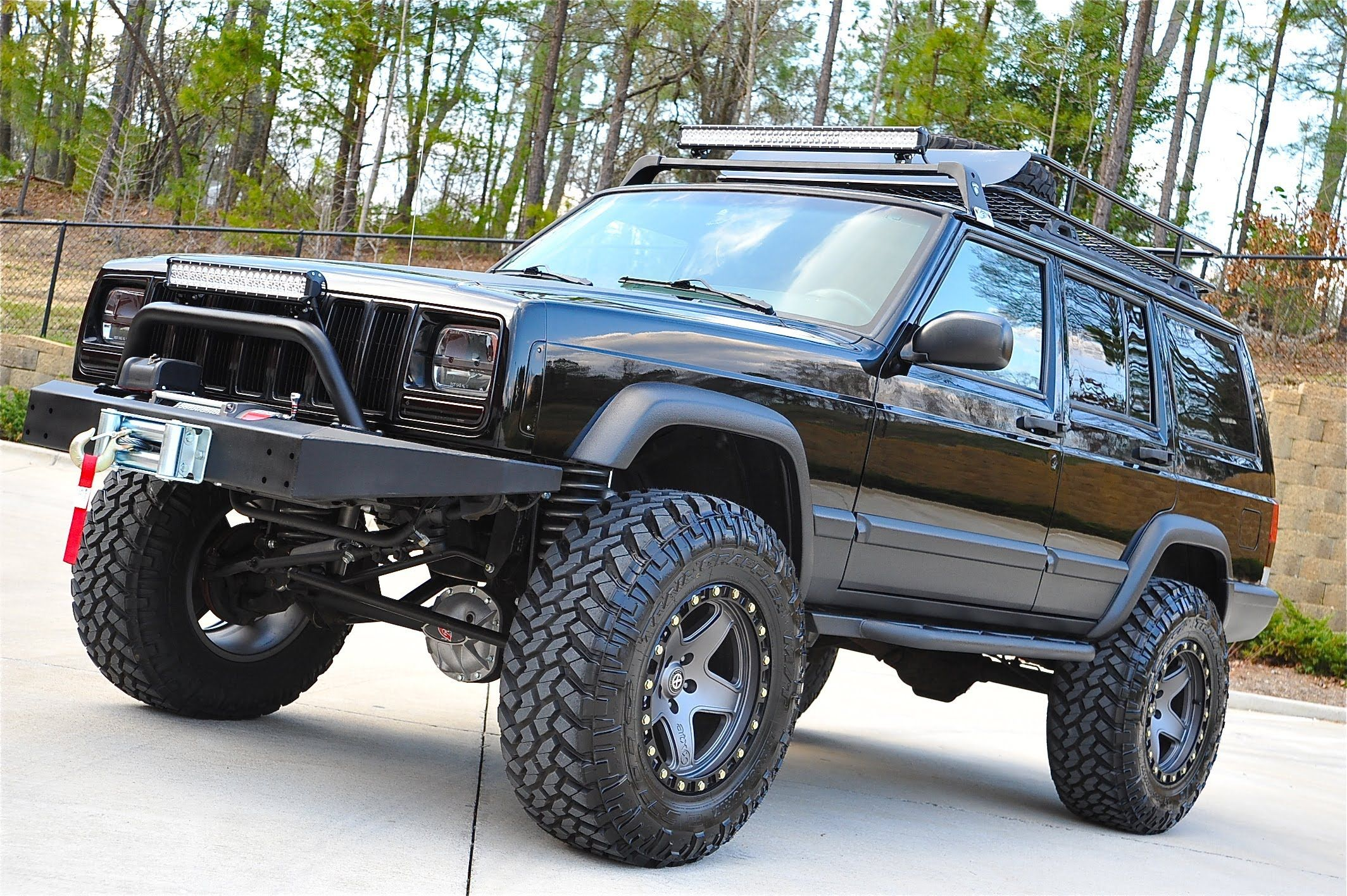 Davis AutoSports...FULLY BUILT STAGE 4...LIFTED CHEROKEE