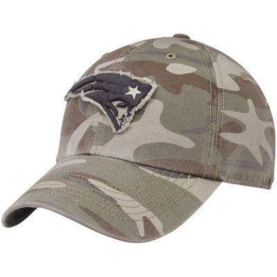 bf8b711fe60 47 Brand New England Patriots Tarpoon Franchise Fitted Hat - Camo in ...