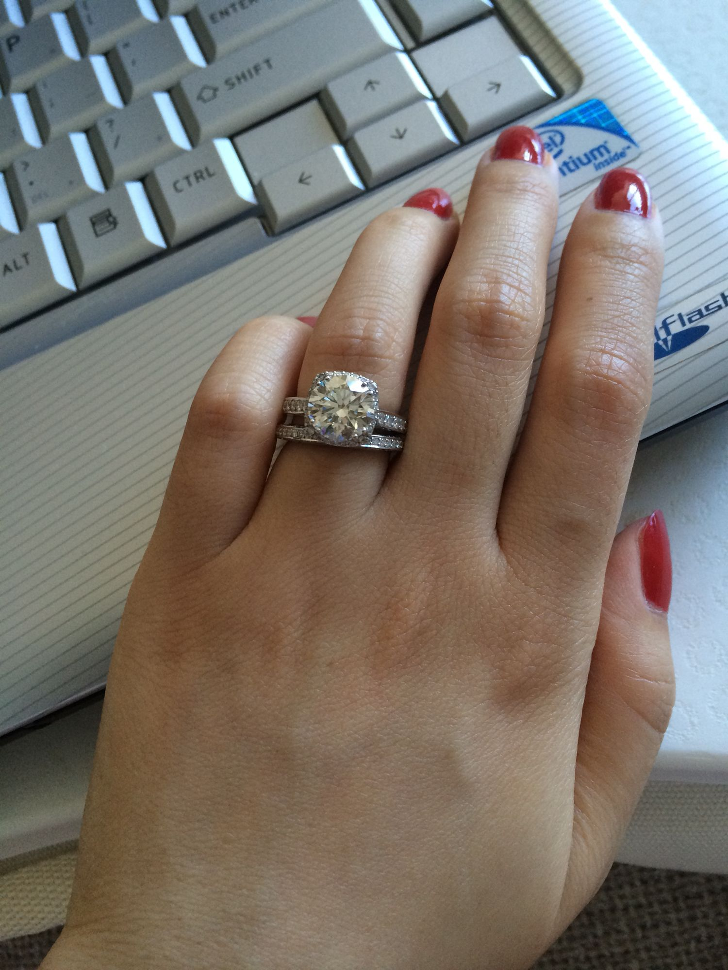 Tacori 2620 RD Rings Pinterest