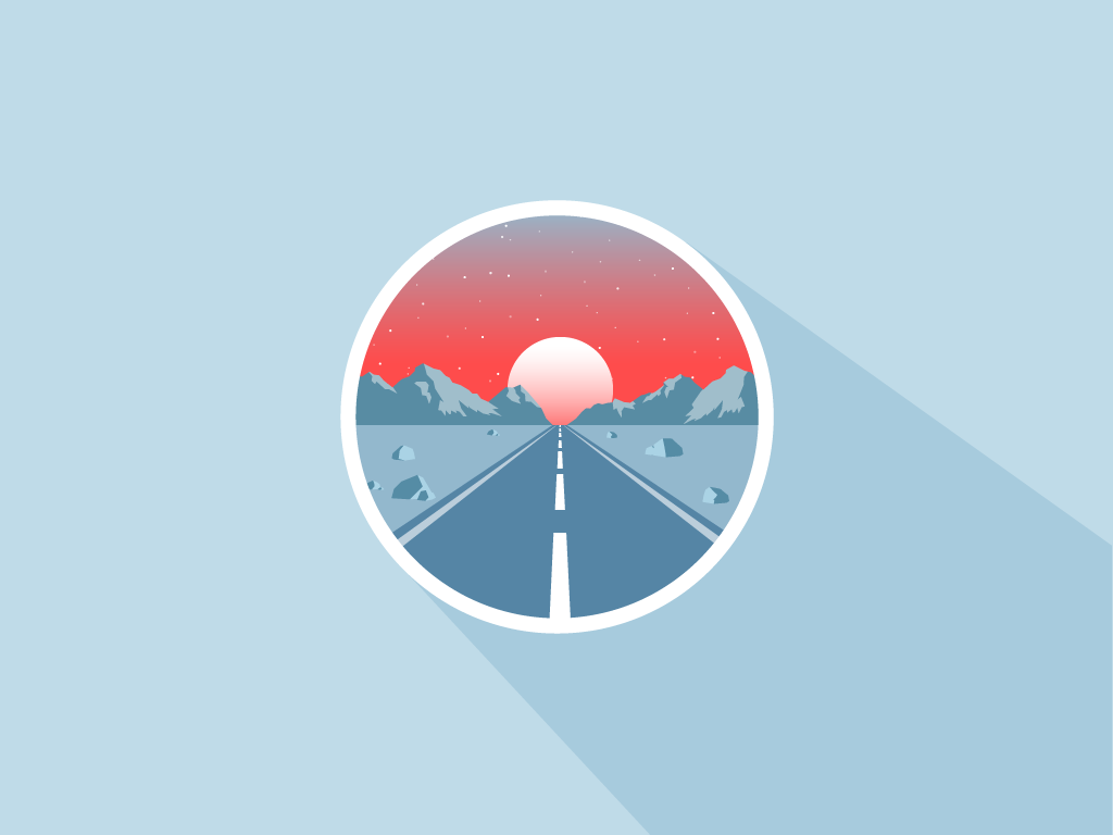 RoadBuy Artwork: Society6 | RedbubbleFollow me: Dribbble | Twitter | Behance
