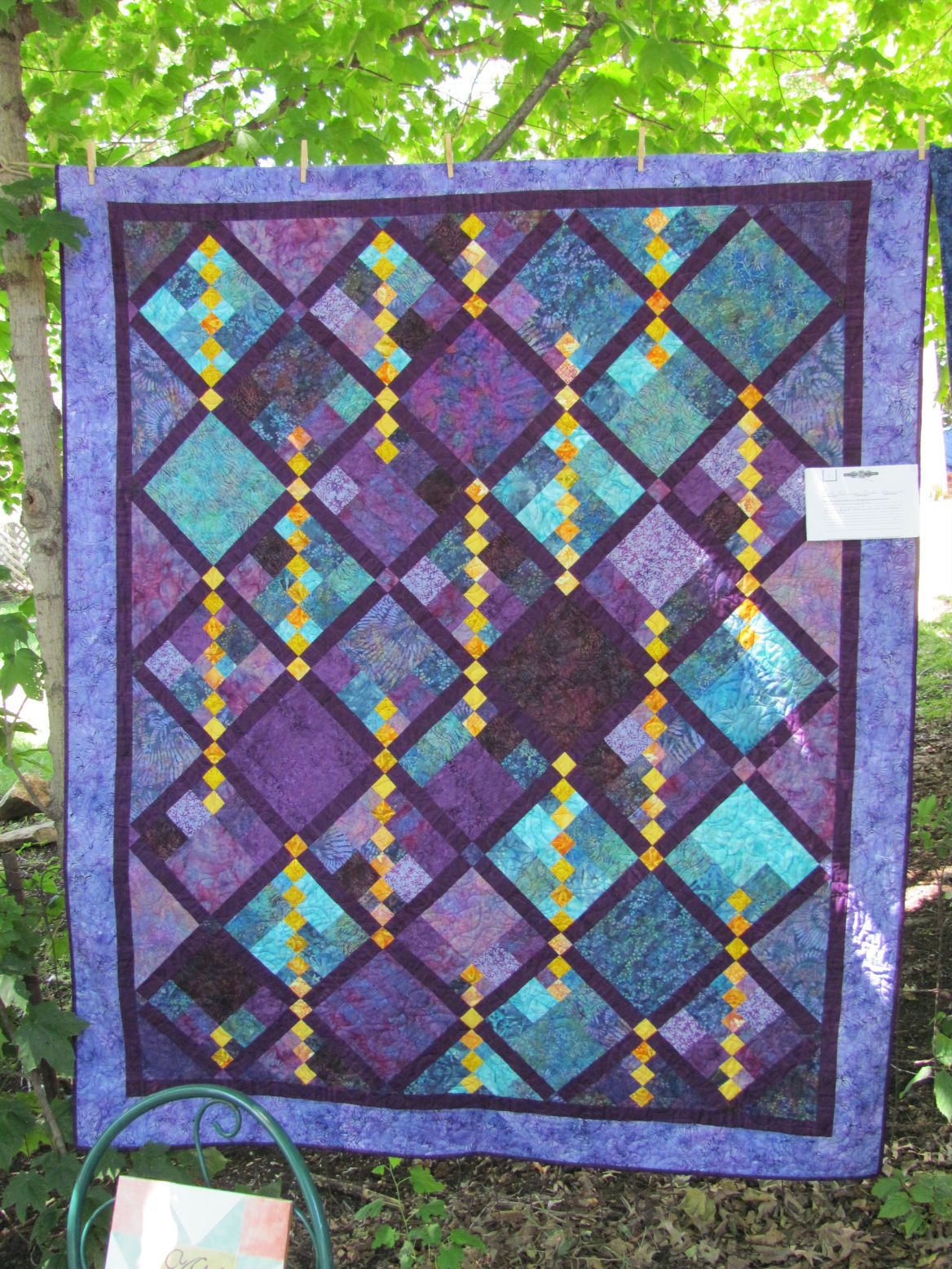 Sisters Oregon is not the only quilt show that is outside. Our ... : quilt shop sisters oregon - Adamdwight.com