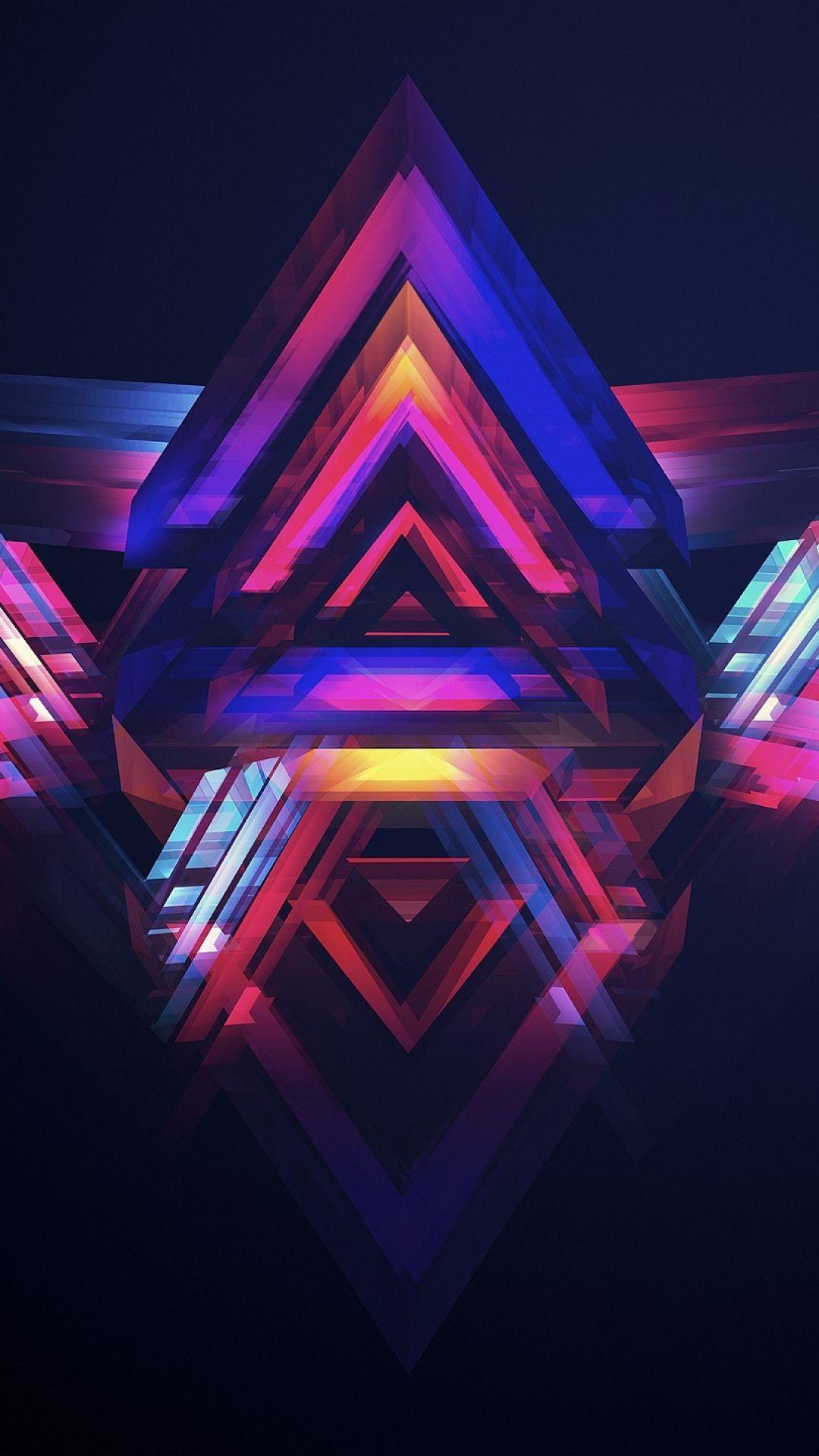 triangle phone wallpaper s5 phone wallpaper