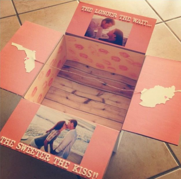 Diy Romantic Valentine 39 S Day Ideas For Him Military