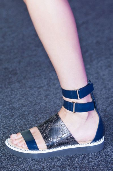 Peter Pilotto at London Spring 2015 (Details)