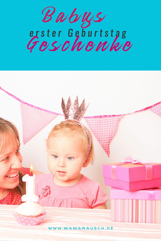 Babys Erster Geburtstag Baby Geburtstag Geburtstag Feiern Und