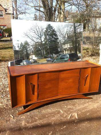 Forgotten Furniture - 6pc Mid Century Modern Queen Bedroom Set, $1,400.00 (http://www.forgottenfurniture.com/6pc-mid-century-modern-queen-bedroom-set/)