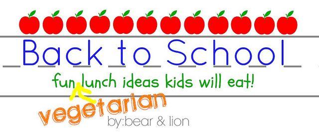 back to school B by bear & lion mama, via Flickr