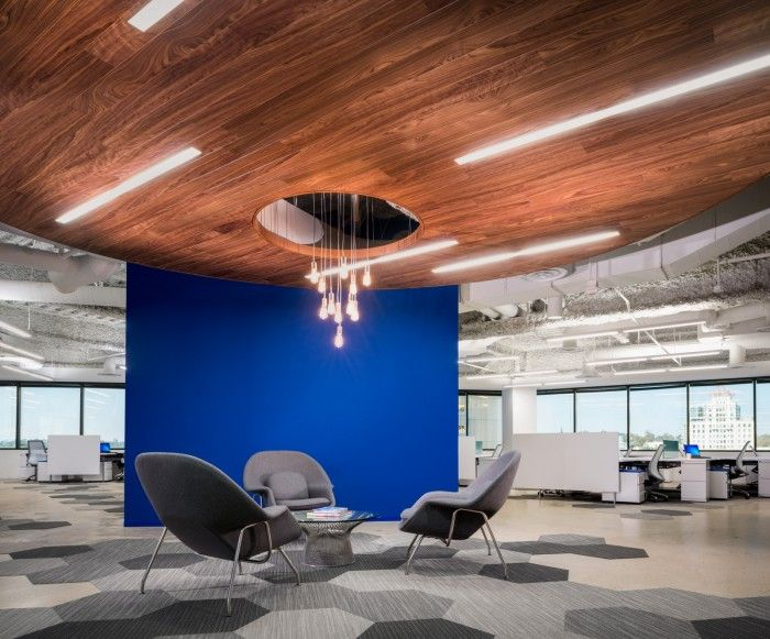Office Tour The Irvine Company San Diego Readynow Office Office Interiors Creative And