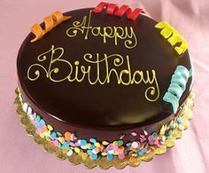 Happy Birthday Cake With Name Edit For Facebook Happy Birthday