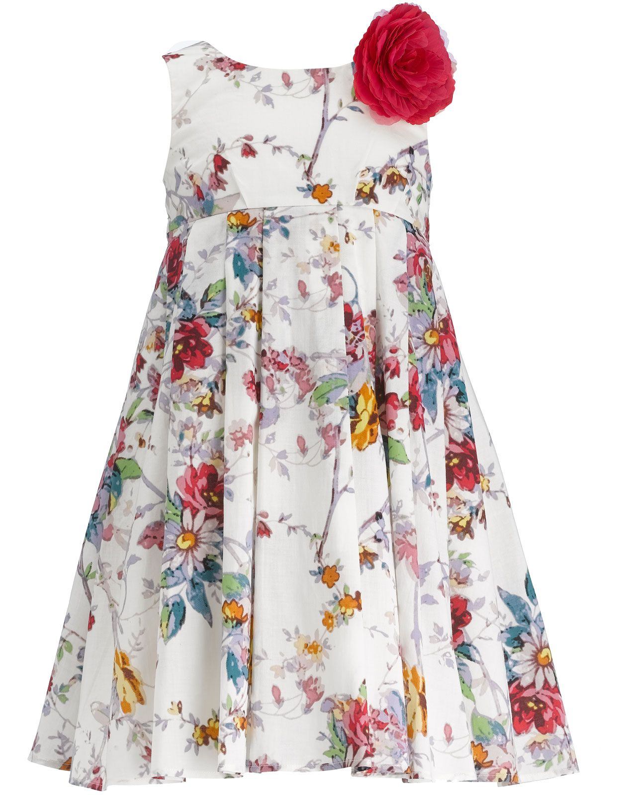 df55aae31c15a Daisy Print Dress | Multi | Monsoon | For the girls | Kids outfits ...