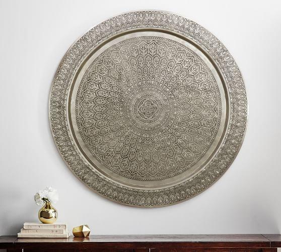 Decorative Metal Disc Affordable Home Decor Decor Home