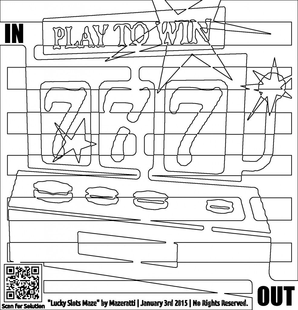 coloring pages of casino | Pin on MARKER ART