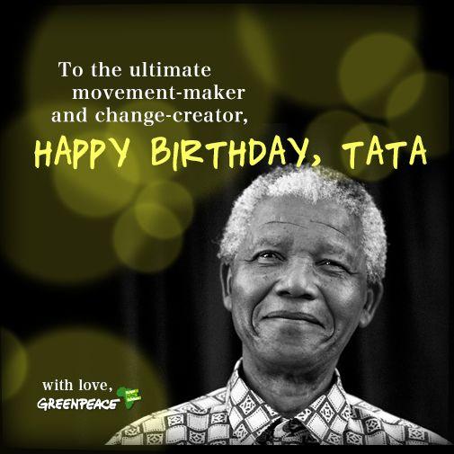 happy birthday madiba happy happy birthday tribute