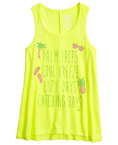 Summer Graphic Tank