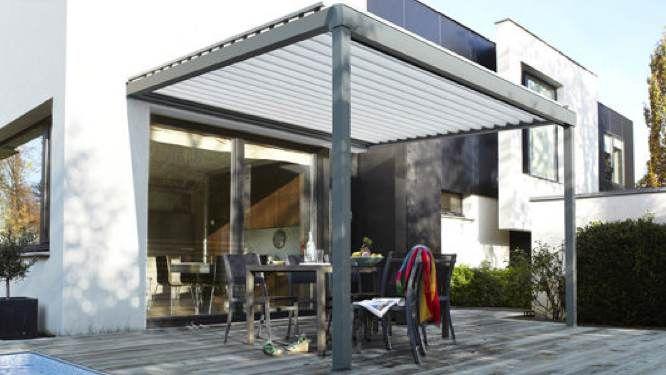 10 idées pour faire de l'ombre dans le jardin | nuances, le jardin ... - Comment Construire Une Terrasse Couverte