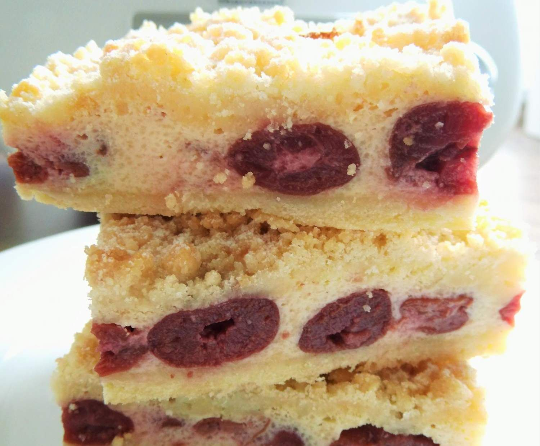 Thermomix Kuchen Schneller Mandarinen Quark Schmand Blechkuchen