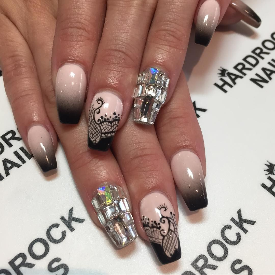 @hardrocknails • Instagram photos and videos
