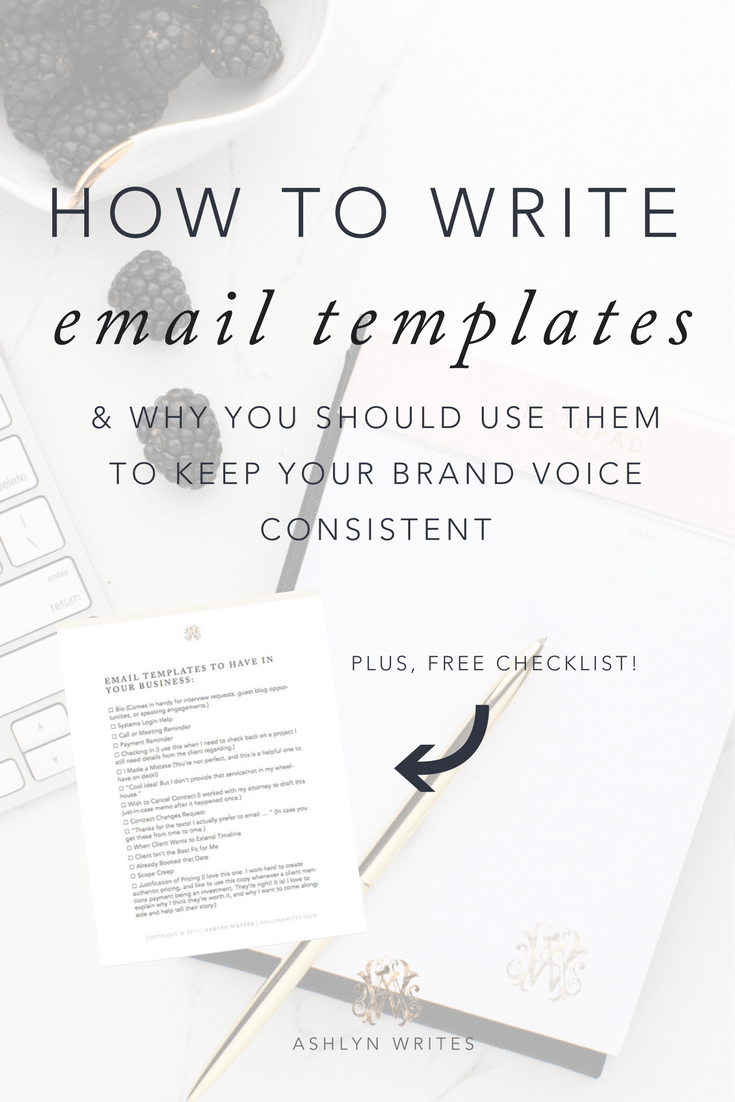 How to write email templates for your creative small business how to write email templates for your creative small business wajeb Choice Image