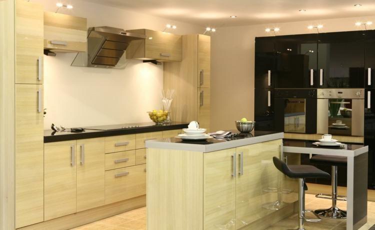 Entwirft moderne kleine Küchen - fünfzig Modelle | Modell ...