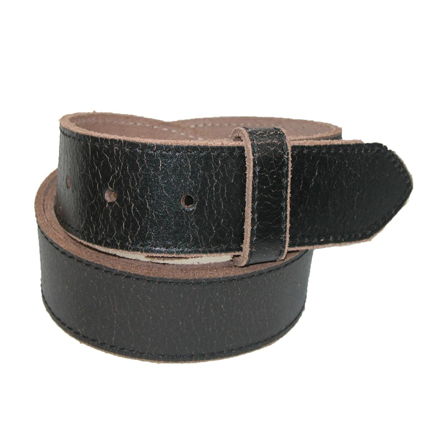CTM Mens 3 Prong Bridle Jean Belt