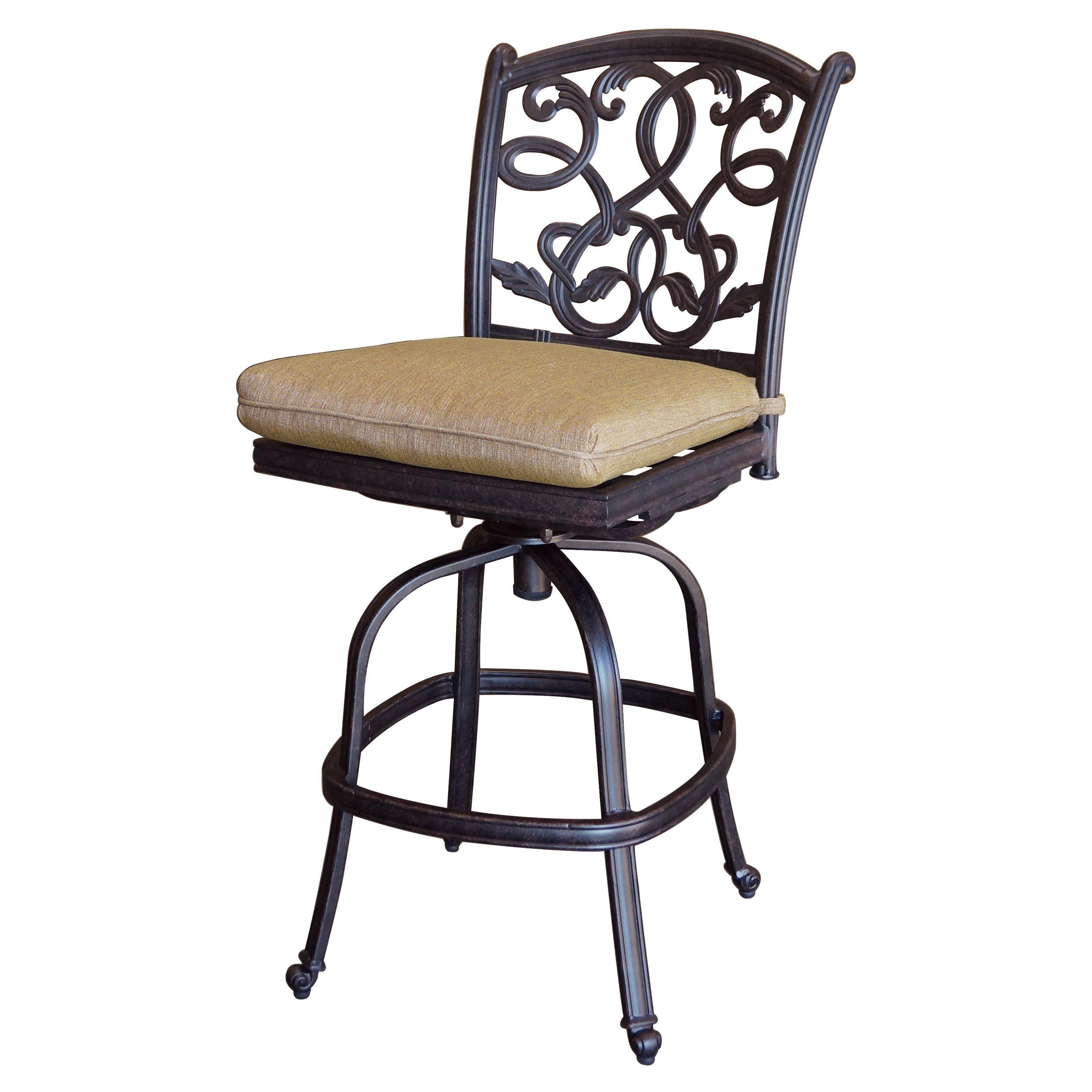 Marvelous Have To Have It Darlee Santa Monica Armless Swivel Bar Spiritservingveterans Wood Chair Design Ideas Spiritservingveteransorg