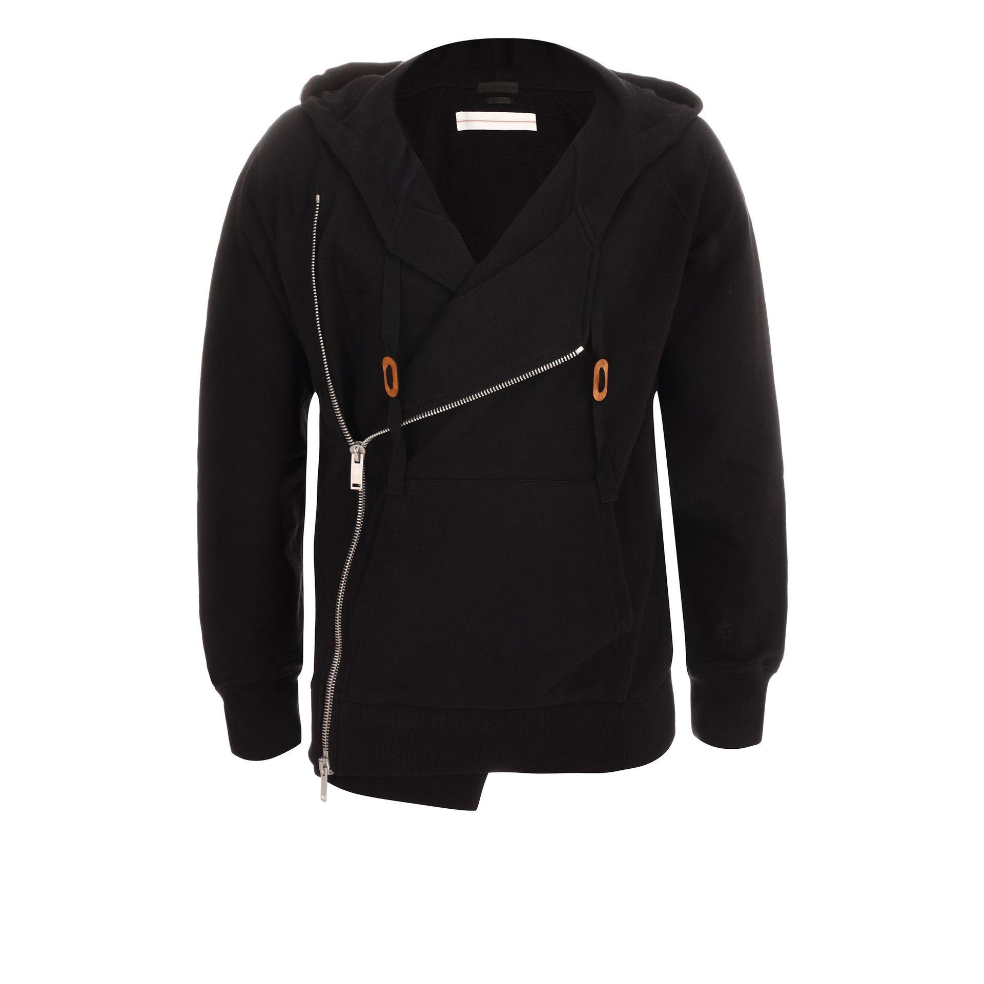 Zip Up Hooded Sweatshirt Alexander McQueen | Zip Up | Knitwear |