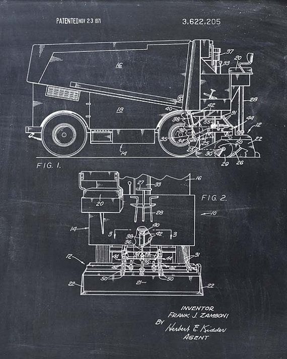 Zamboni with Jeep CJ-3B body. | Jeep CJ3B | Pinterest | Hockey and ...