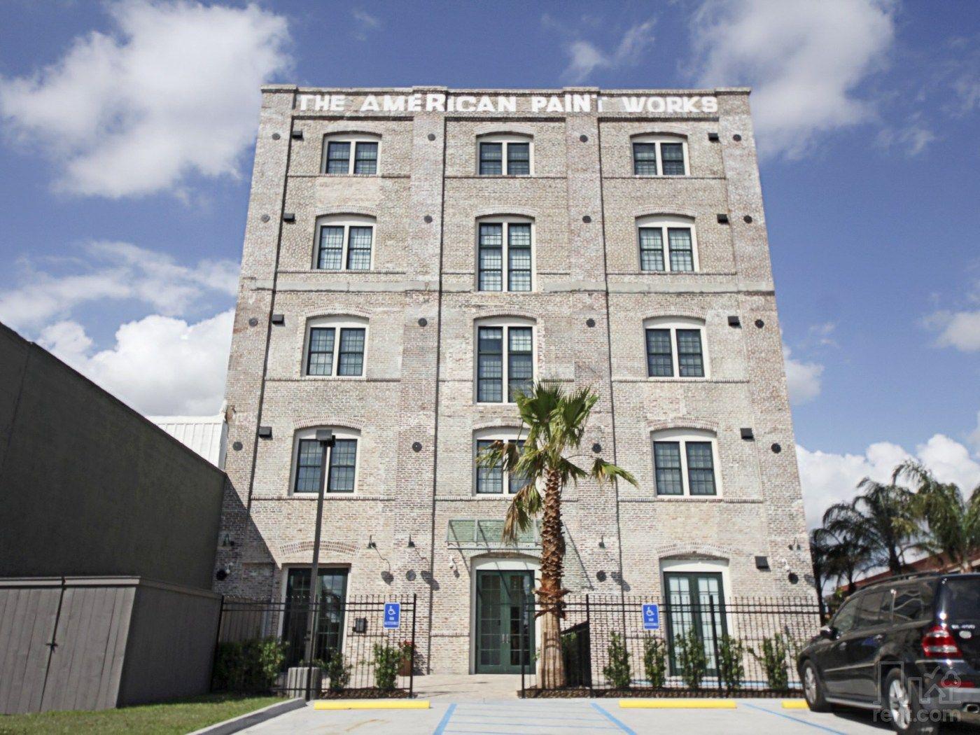 What an amazing and unique building exterior! Josephine ...