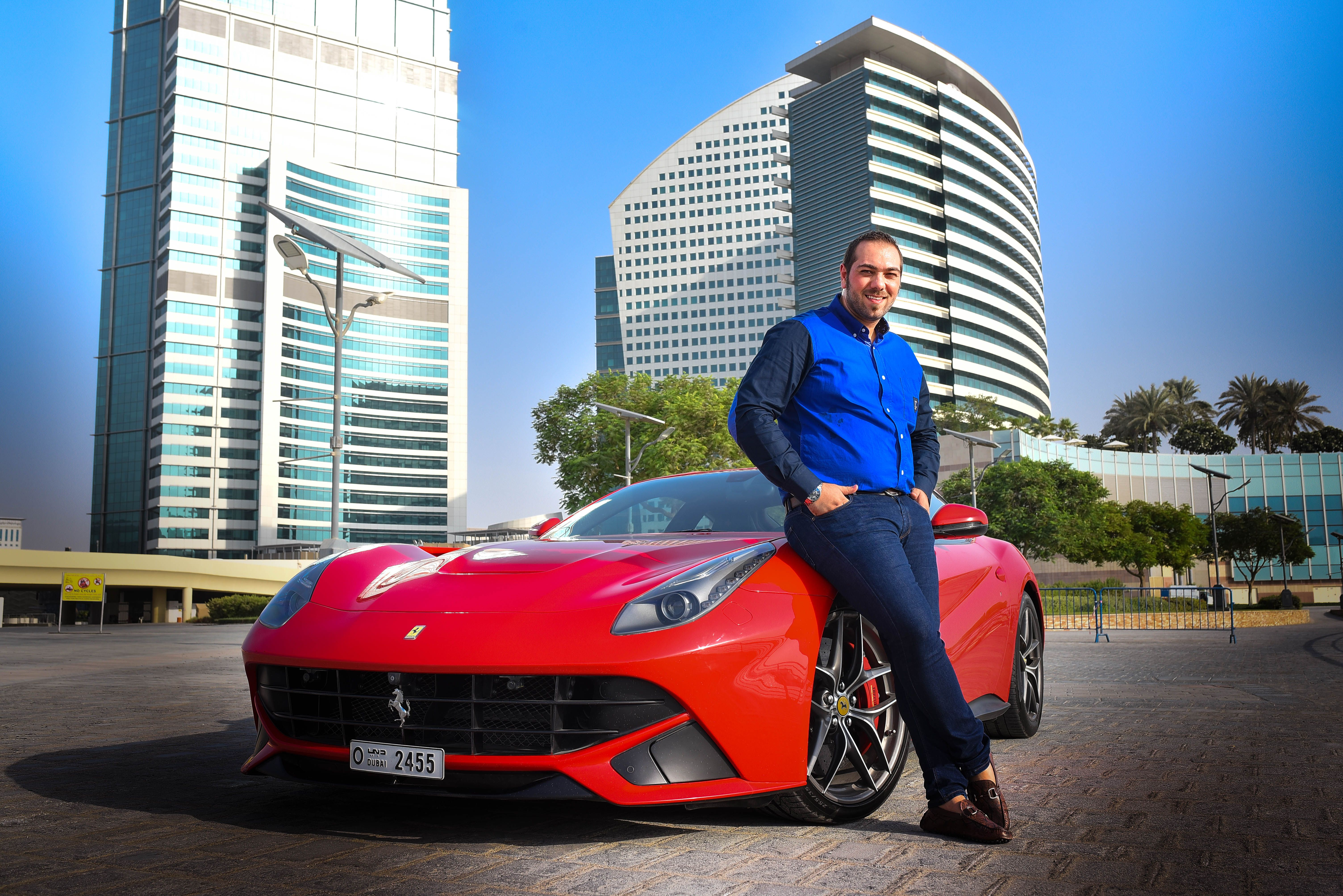 The Ferrari F12 For Rent Is Available In Be Vip Luxury Sport Car Rental In Dubai An Exciting New Addition To Bevip F Sports Car Sports Car Rental Ferrari F12